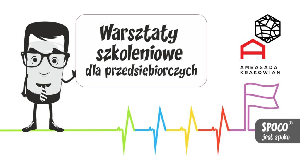 Warsztat szkoleniowy dla przedsiębiorczych SPOCO® jest spoko – Kraków