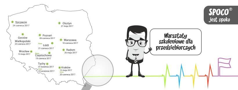 SPOCO® jest spoko – warsztaty dla przedsiębiorczych – Tychy