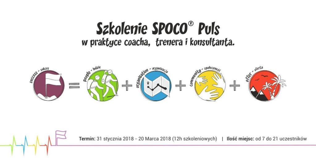 Szkolenie SPOCO® Puls w praktyce coacha, trenera i konsultanta.