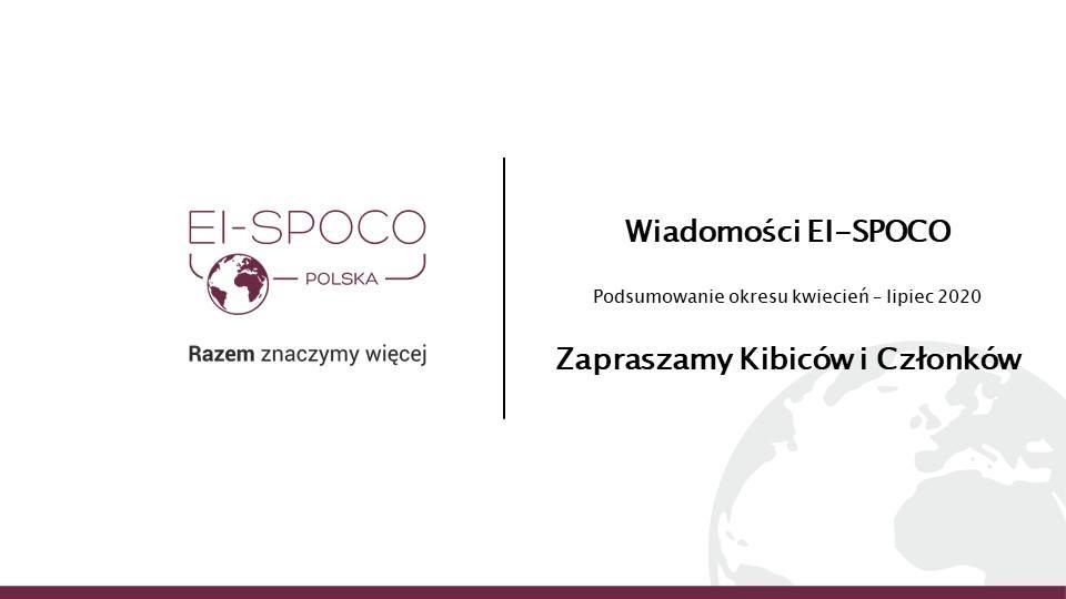 Wiadomości EI-SPOCO
