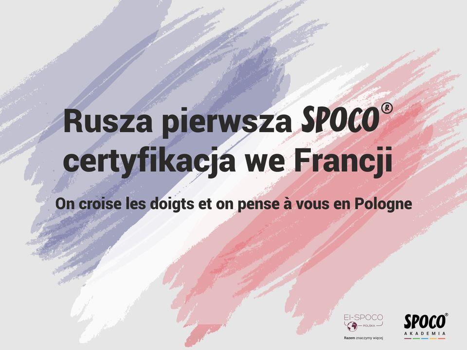 Rusza certyfikacja we Francji